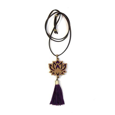 Colar-Aromatizador-Vortuna-Lotus-Tibetana-Bysamia-Aromaterapia